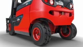 CS20-Reifen auf dem E-Stapler von Linde