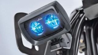 Linde BlueSpot™ mit blauer LED-Leuchte