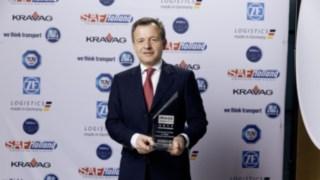 Zum vierten Mal in Folge: Linde Material Handling mit Image Award ausgezeichnet