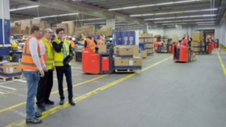 Linde Safety Scan