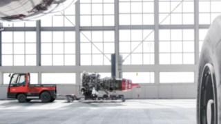 Linde Material Handling erweitert sein Portfolio um Brennstoffzellen-Schlepper Linde P250