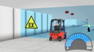Linde Safety Guard für die ATEX-Zonen 2/22
