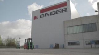 Egger Betriebsgelände