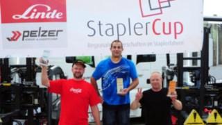 Gewinner beim StaplerCup Pelzer 2018